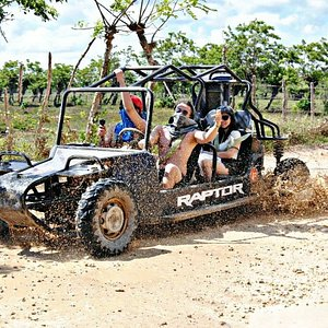 Buggies excursion in Punta Cana