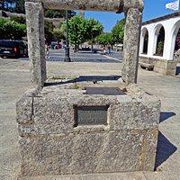 Pozo de la Aguada, que abasteceu a Caravela Pinta, Baiona, Galícia, Espanha
