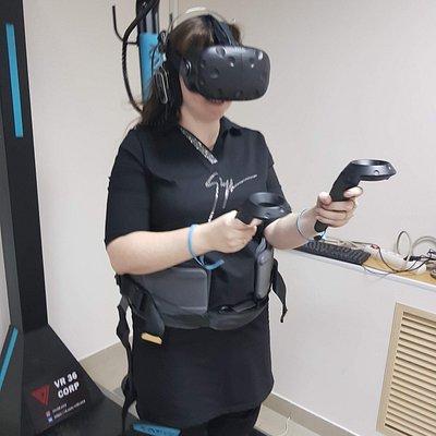 пробую KAT-VR