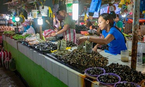 Old public market Puerto Princesa