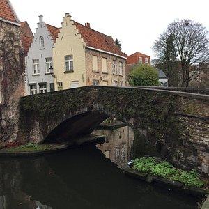 Meestraat Bridge - Bruges
