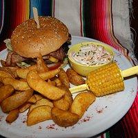Burger Cantina...