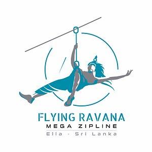 Flying Ravana
