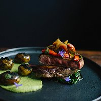 NZ Excellence award beef dish