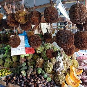Pasar Besar Kota Kinabalu