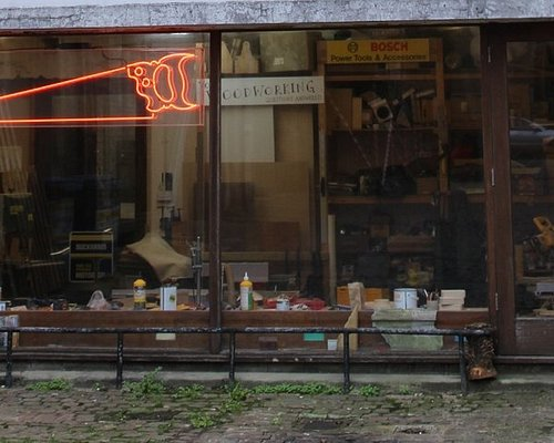 The Neon Saw Workshop