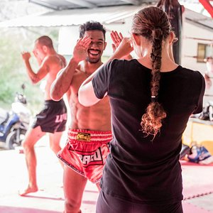 shadow boxing, techniques