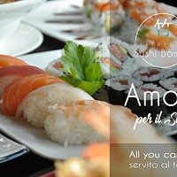 Sushi Bambù All You Can Eat, qualità e sapore
