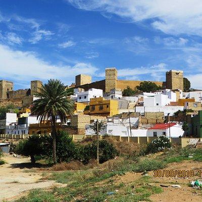 Замок Алькала де Гуадаира