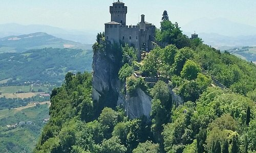 Can anyone deny the romance of the towers found in San Marino?