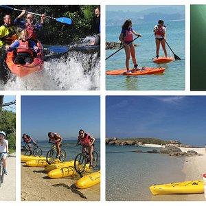 Estas aventuras y muchas más te esperan en Piragüilla Ocio y Aventura.