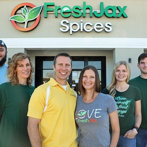 FreshJax is a rapidly growing family business handcrafting organic spice blends in Jacksonville, Florida since 2011, with sales and flavors from around the globe. We strive to make the world's best spices using only pure, organic ingredients for flavorful, healthy seasonings that everyone can enjoy.