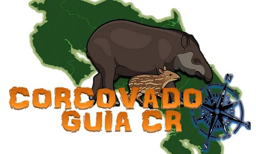 Corcovado Guia CR ! Nuestro logo