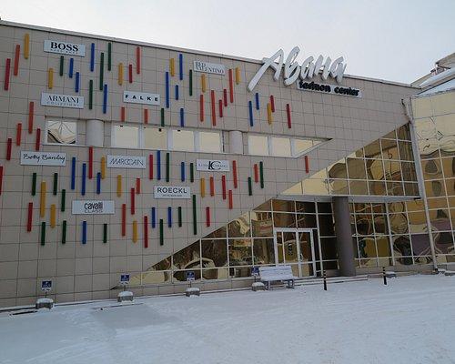 บริเวณตัวอาคารของห้างสรรพสินค้าแห่งนี้ครับ