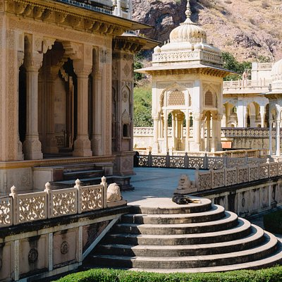 Royal Gaitor is a must see for architecture enthusiasts, or for those just seeking the splendour of old India.