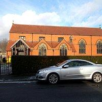 All Saints Church, Wrexham