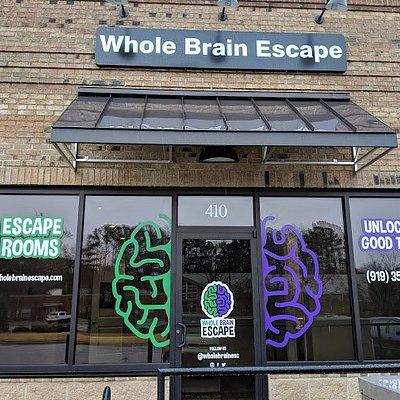Whole Brain Escape, Apex, NC
