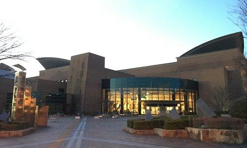 福岡市綜合圖書館一隅