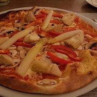 Lunchroom, Ijssalon, Pizzeria Roma