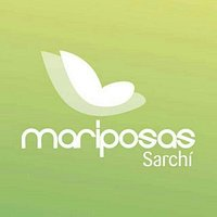 Logo de Mariposas Sarchí