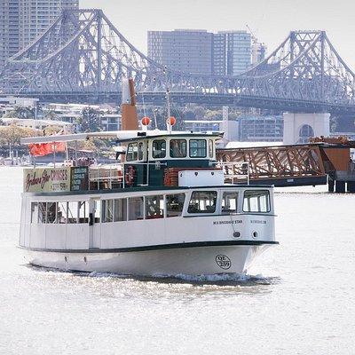 Brisbane Star underway