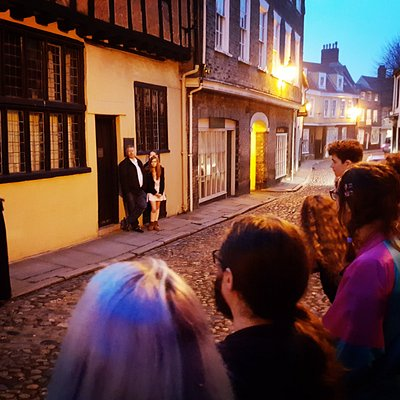 Norwich Ghost Walks at Elm Hill