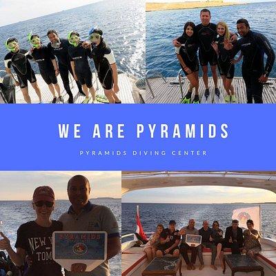 WE ARE PYRAMIDS