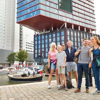Highlights Walking Tour Rotterdam