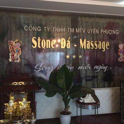 Stone - Đá Massage