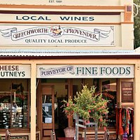 1860s Shop Front Beechworth Provender