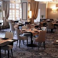 Salle de restaurant : nouvelle décoration