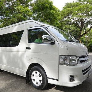 Get around Northern Thailand with a private van and driver. Great for individuals or small groups. We connect you directly with local drivers.