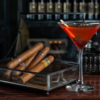 Cigar Lounge delights