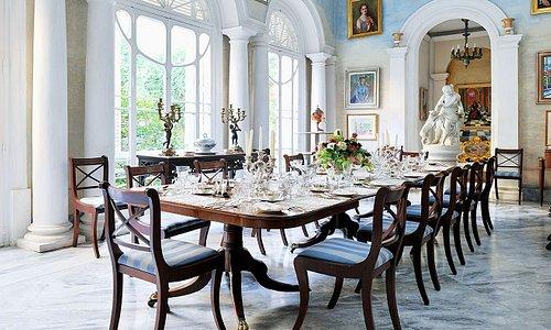 The Summer Dining Room