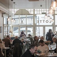 Bistro Lotte - a popular local neighbourhood restaurant. We are always busy at any time of day - we advise booking ahead to avoid disappointment.