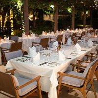 Rhodes Restaurant Dining Room