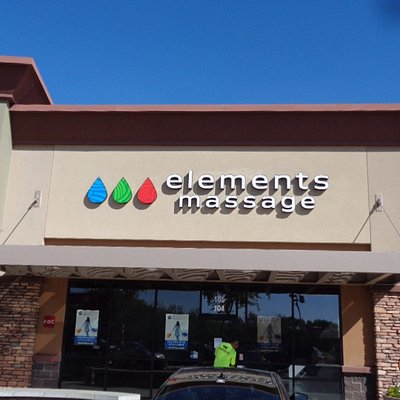 Elements Massage East Mesa