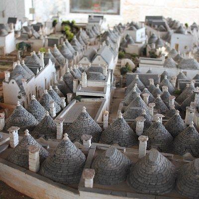 Alberobello in Miniatura