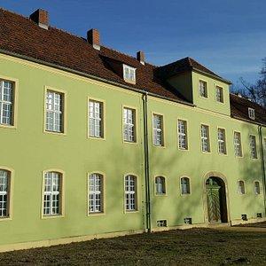 Grünes Haus