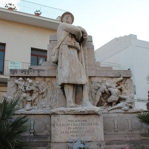 Monumento ai caduti della Prima e Seconda Guerra Mondiale