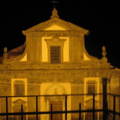 The church with light