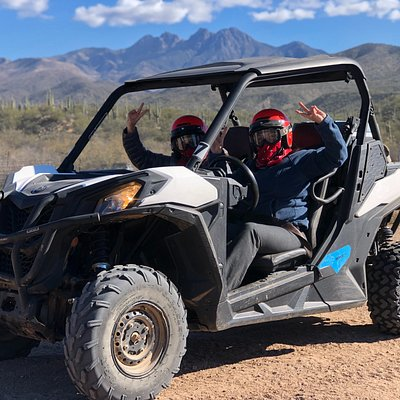 Off road desert ATV & UTV tours in Scottsdale Arizona. Book your adventure tour today!