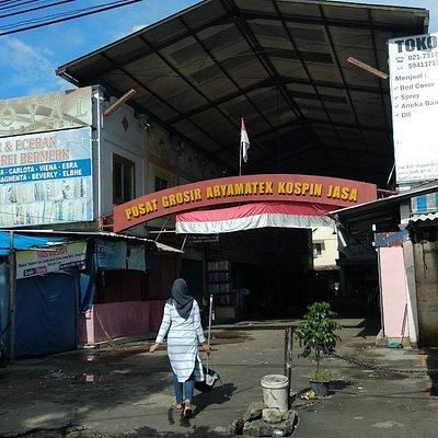 Cipadu Market