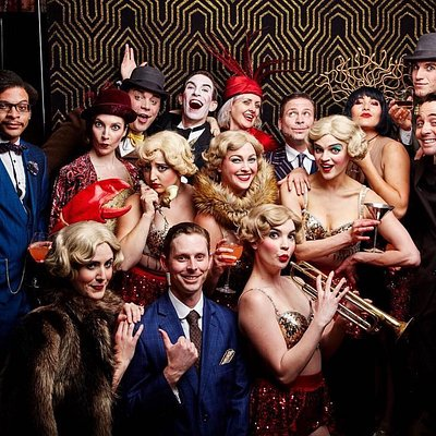 The Speakeasy might know a few things about throwing a party...