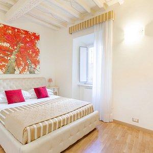 Camera matrimoniale --- Double bedroom
