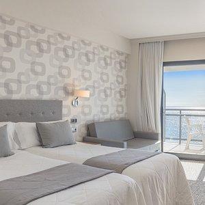 Habitación Vista Mar / Sea View Room