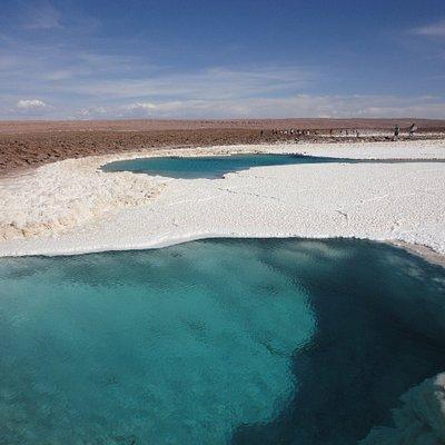 Lagunas Escondidas de Baltinache, a nova queridinha do Atacama! A Retur te leva lá, vem com a Retur!
