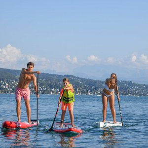 Stand up paddle rent in Zürich