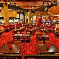 Welcome to the new Hard Rock Cafe, located inside the Seminole Hard Rock Hotel and Casino