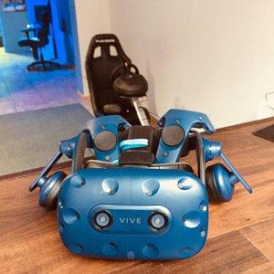 Okulary HTC VIVE Pro
